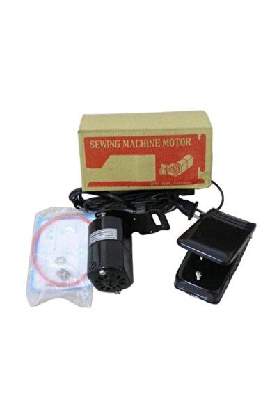 FDM Fm-20130 Ev Tipi Dikiş Makinası Motoru Ve Pedalı (130w Aile Makinesi Motor)