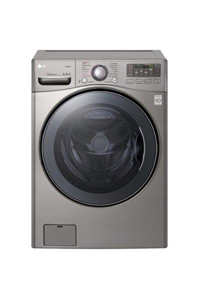 LG F2K2CHK2T 1100 Devir Gri 17 kg /10 kg Kurutmalı Çamaşır Makinesi