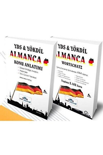 İrem Yayıncılık Yds & Yökdil Almanca Konu Anlatımı Ve Wortschatz