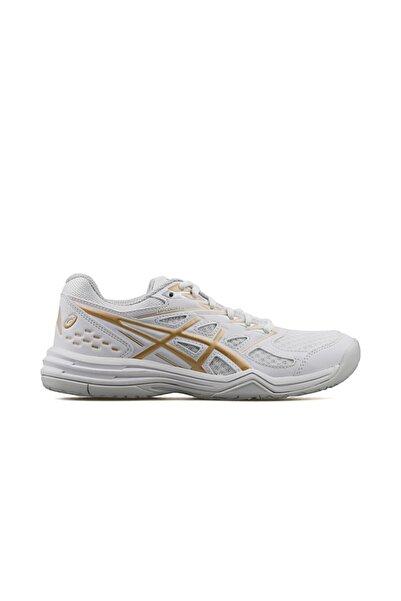 Asics Kadın Salon/ındoor Ayakkabısı 1072a055-103 Beyaz Upcourt 4