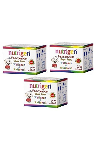 Nutrigen Ferromixin 30 Saşe 3 Adet