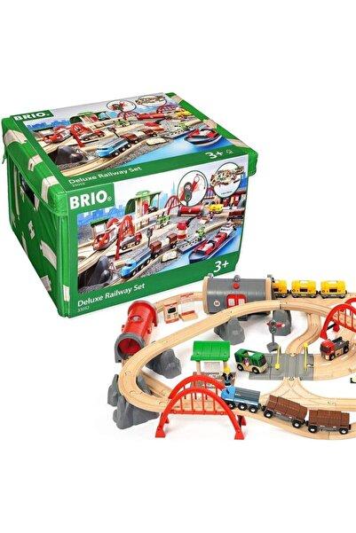 BRIO Delüks Tren Yolu Seti-33052