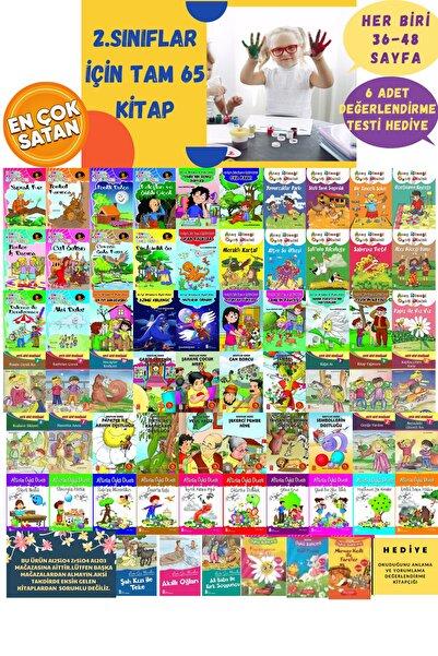 Timaş Yayınları 2.sınıflar Için Çocuklarımızın Severek Okuyacakları Okumalarını Hızlandıran Geliştiren Tam 65 Kitap