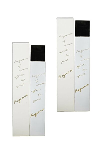 Collezione Clz Fragrance Edt 100 ml Kadın Parfüm 2 Adet
