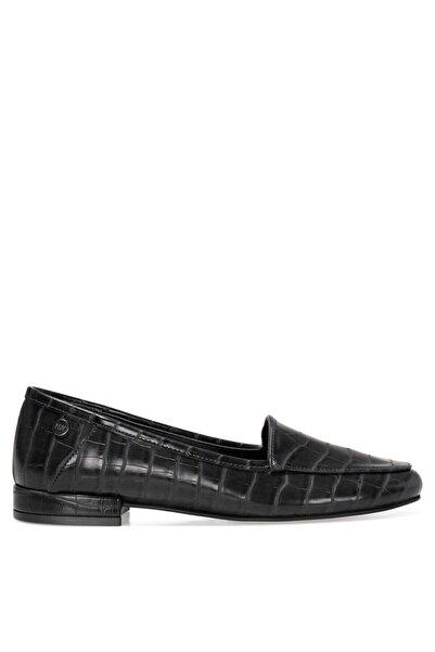 Nine West BANNA 1FX Siyah Kadın Loafer Ayakkabı 101013063
