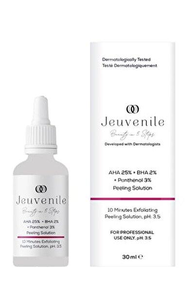 Leke Karşıtı & Cilt Tonu Eşitleyici Peeling Maske Cilt Serum 30 ml (Aha %25 + Bha %2 + Panthenol %3)
