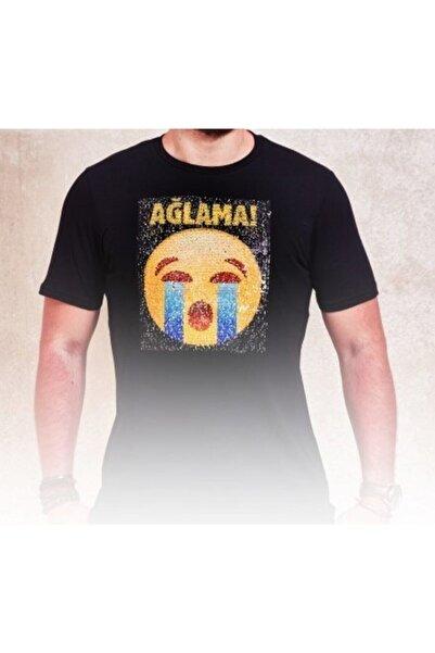 Galatasaray Galatasaray Forma Şampiyonluk 'Ağlama T-Shirt' Orjinal Lisanslı