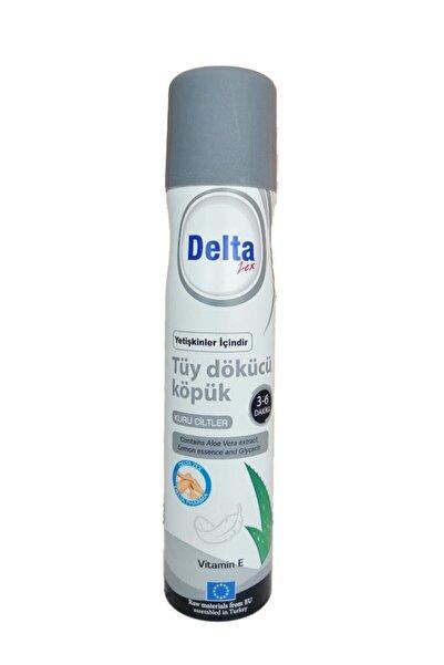 DELTAZEX Tüy Dökücü Köpük 200 ml