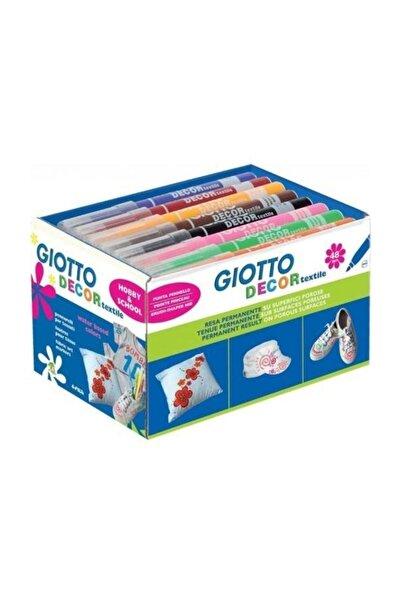 Giotto Fıla Decor Tekstil Okul Paketi 48 Li
