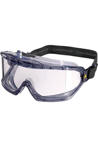 ISGOKULU Delta Plus Galeras Clear Şeffaf Koruyucu Iş Gözlüğü