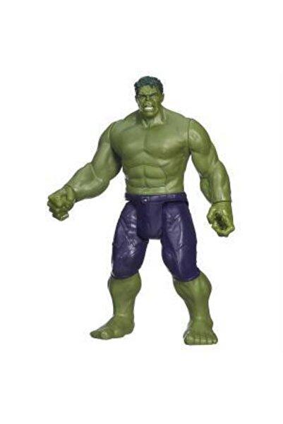 MARVEL Avengers Işıklı Union Legend Hulk Figür