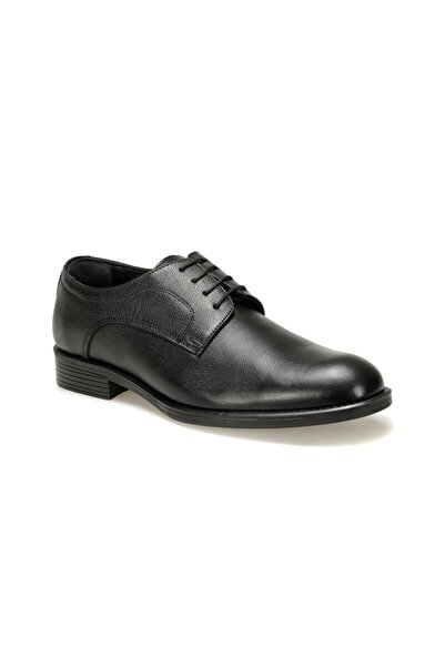 Garamond By-01-1 Siyah Erkek Klasik Ayakkabı