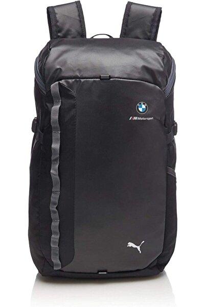 Puma Unisex Siyah Sırt Çantası Bmw M Msp Backpack Anthracite