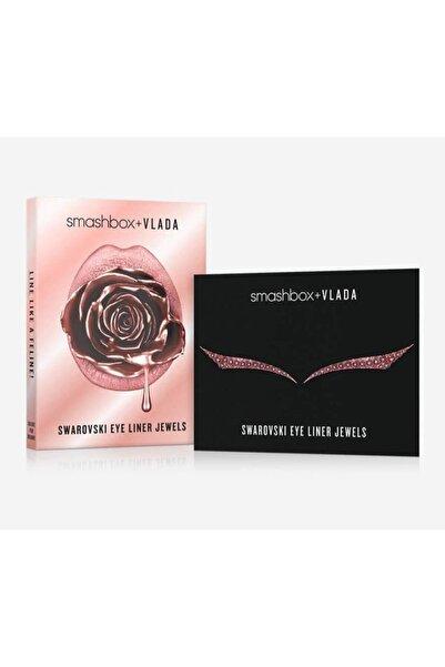 Smashbox Yapıştırılabilir Eyeliner - Petal Metal Swarovski Eye Liner Jewels Pink 607710078604