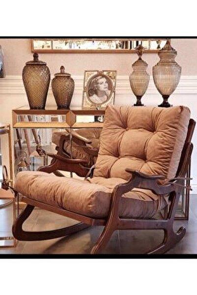 Sallanan Koltuk - Dinlenme Koltuğu-baba Koltuğu-bahçe Sandalyesi-tv Koltuğu