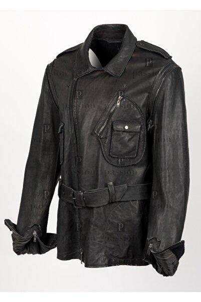 Lanvin Deri Ceket