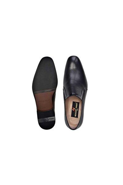 Nevzat Onay Hakiki Deri Siyah Günlük Loafer Neolit Erkek Ayakkabı -11292-