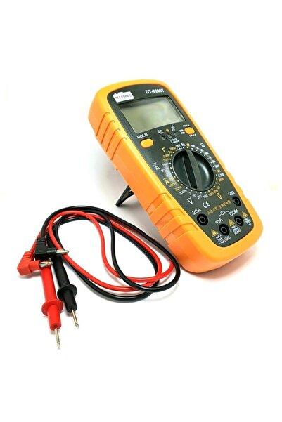 TT Technic Dt-9205t Dijital Multimetre Ölçü Aleti