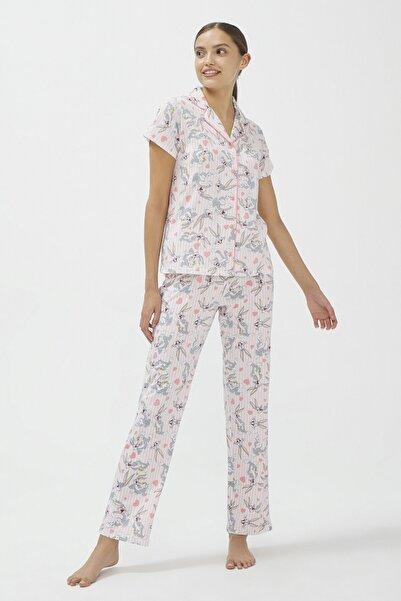 Penti Gül Kurusu Bugs Pijama Takımı