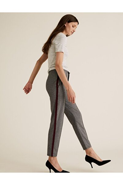 Marks & Spencer Tapered Ankle Grazer Pantolon