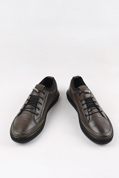 Buffalo El Yapımı Haki Casual Ayakkabı