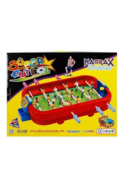 Akçiçek Oyuncak Yayınları 012 Süper Star Soccer Langırt