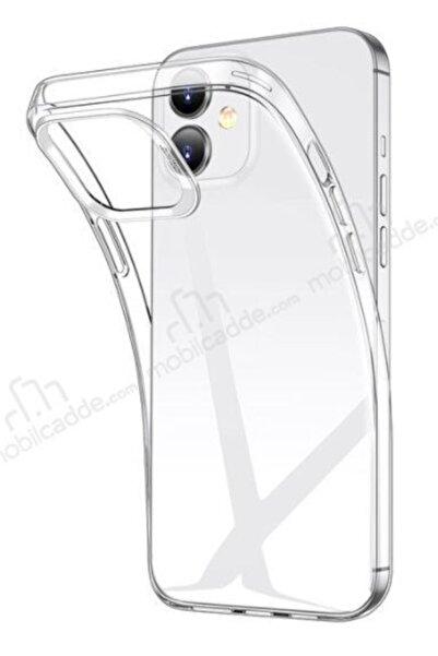 Sunix Iphone 12 Mini Şeffaf Tıpalı Koruyucu Kılıf