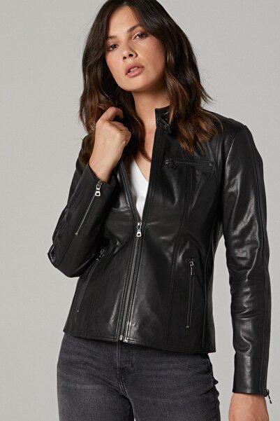 Derimod April Kadın Deri Ceket