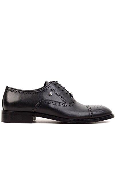 Pierre Cardin - Siyah Erkek Klasik Ayakkabı