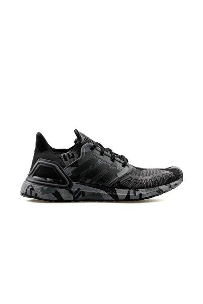 adidas Siyah Erkek Koşu Ayakkabısı Fv8329 Ultraboost 20