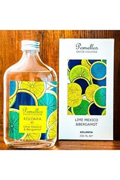 Kolonya Lıme Mexıco&bergamot 250ml