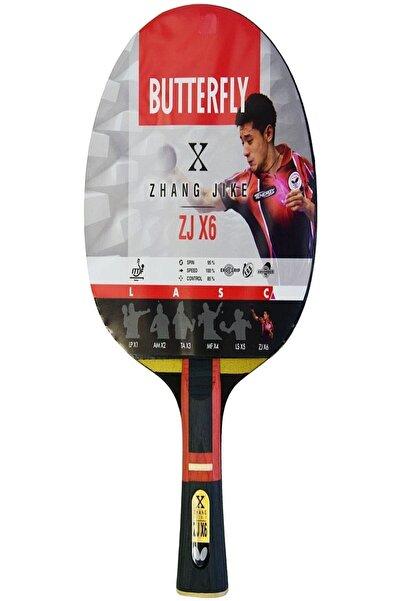 BUTTERFLY Zhang Jike Zjx6 Masa Tenisi Raketi