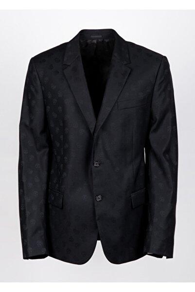 ALEXANDER MCQUEEN Erkek Siyah Ceket