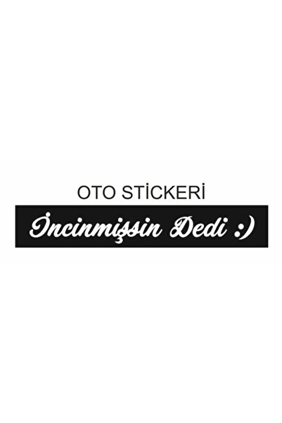 Artı Oto Sticker