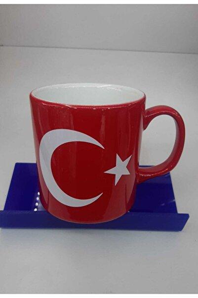 AROW Türk Bayraklı Kupa Bardak