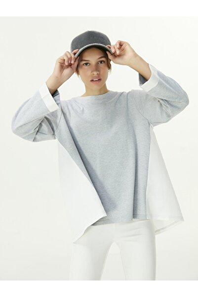 Twist Sırt Detaylı Sweatshirt