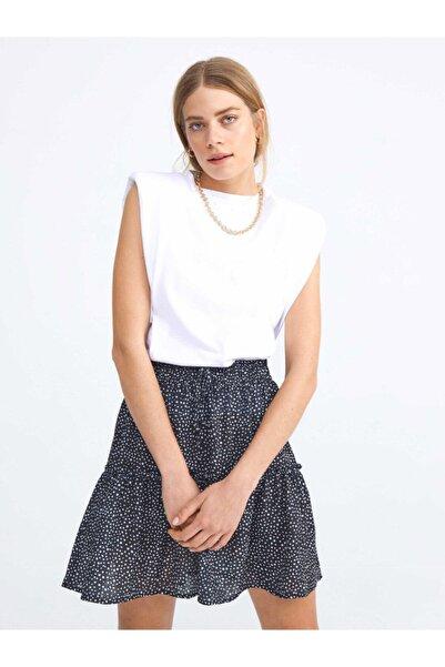 Xint Xınt %100 Pamuk Rahat Kesim Vatkalı Tişört