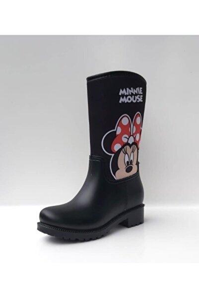 Minnie Mouse Mınnıe Mouse 19128 Kızçocuk Yağmur Çizme
