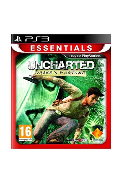 Naughty Dog Uncharted Drake's Fortune Ps3