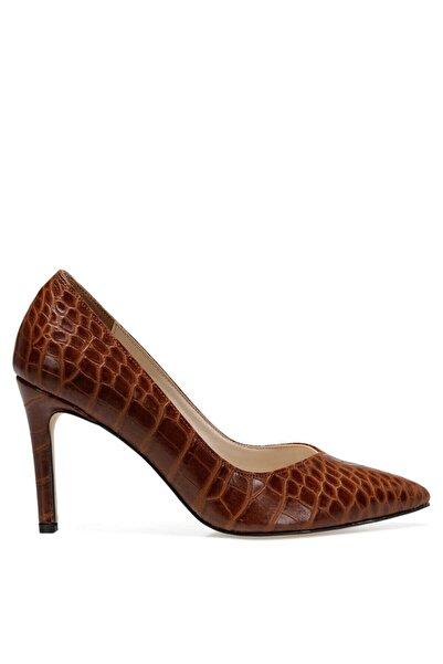 Nine West Verta Taba Kadın Topuklu Ayakkabı