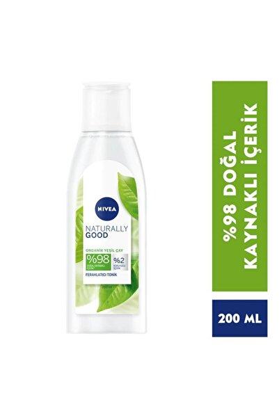 Nivea Nıvea Organik Yeşilçay Özlü Ferahlatıcı Tonik 200 ml