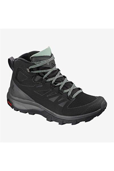 Salomon Outline Mid Gtx W Kadın Ayakkabı L40484400