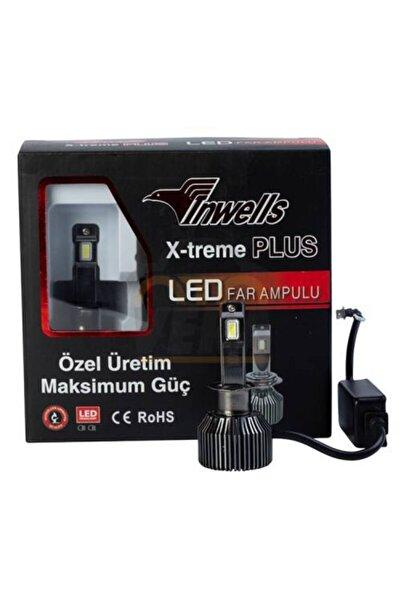 Inwells X-treme Plus (phılıps Çipli) Led Xenon (zenon) H1 15000 Lümen