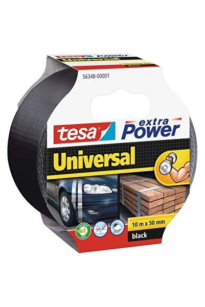Tesa extra Power Universal Duct Bant, 10mx50mm, Siyah