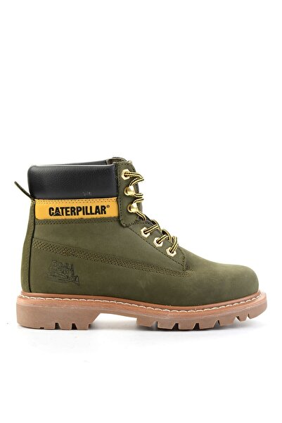 Caterpillar Green Colorado Lux Green Nubuk Kadın Bot M0111116101