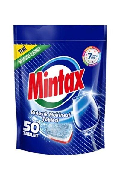 Mintax 50 Tablet Bulaşık Makinesi Deterjanı