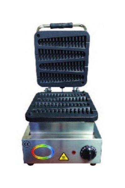 Eskidji Sanat Evi Üret Çelik Çubukta Waffle Makinası