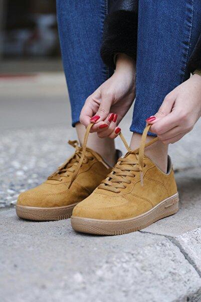 Oksit Luiza Air Unisex Süet Sneaker