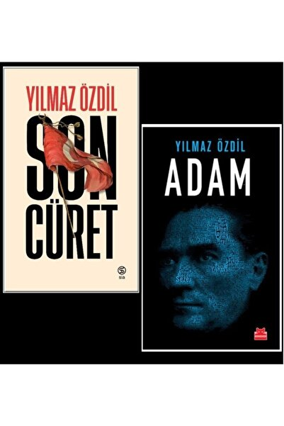 Sia Kitap Son Cüret- Adam 2'li Kitap Yılmaz Özdil