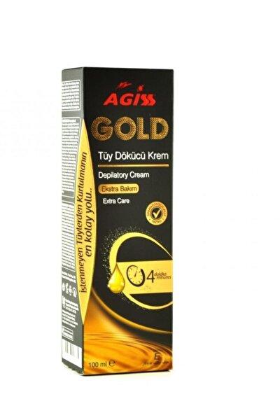 AGISS Extra Tüy Dökücü Sprey Gold - 36883